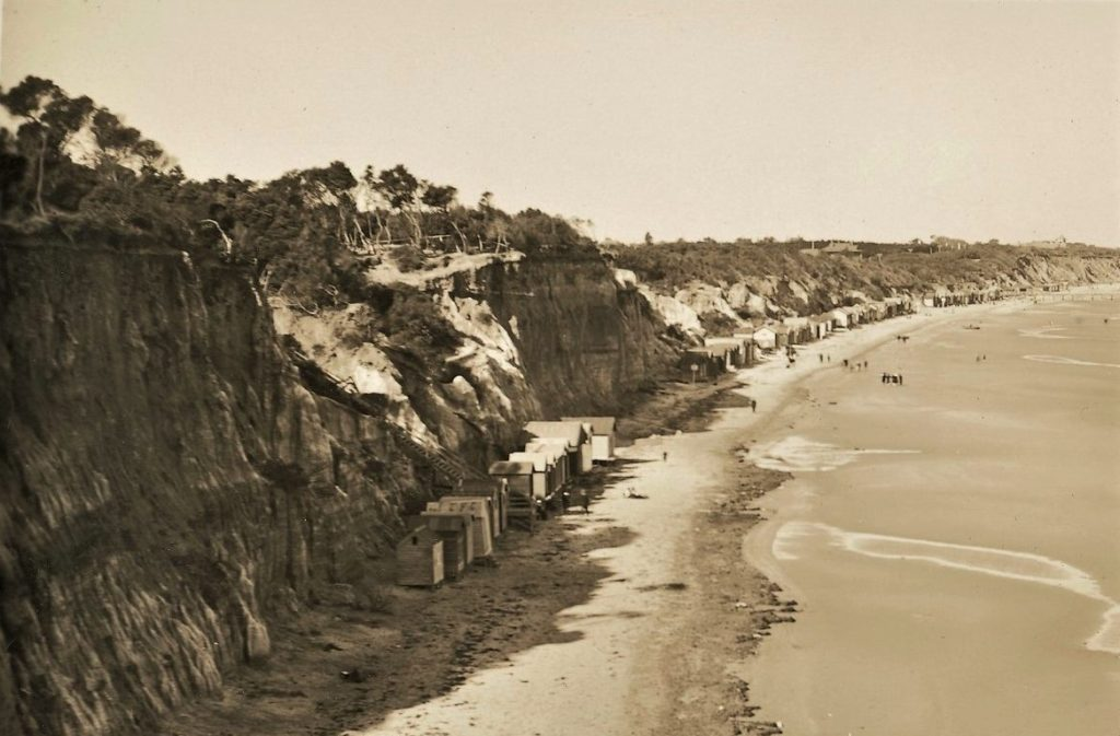 Beaumaris 1910-1920 Source: Robert M O'Brien State Library Victoria
