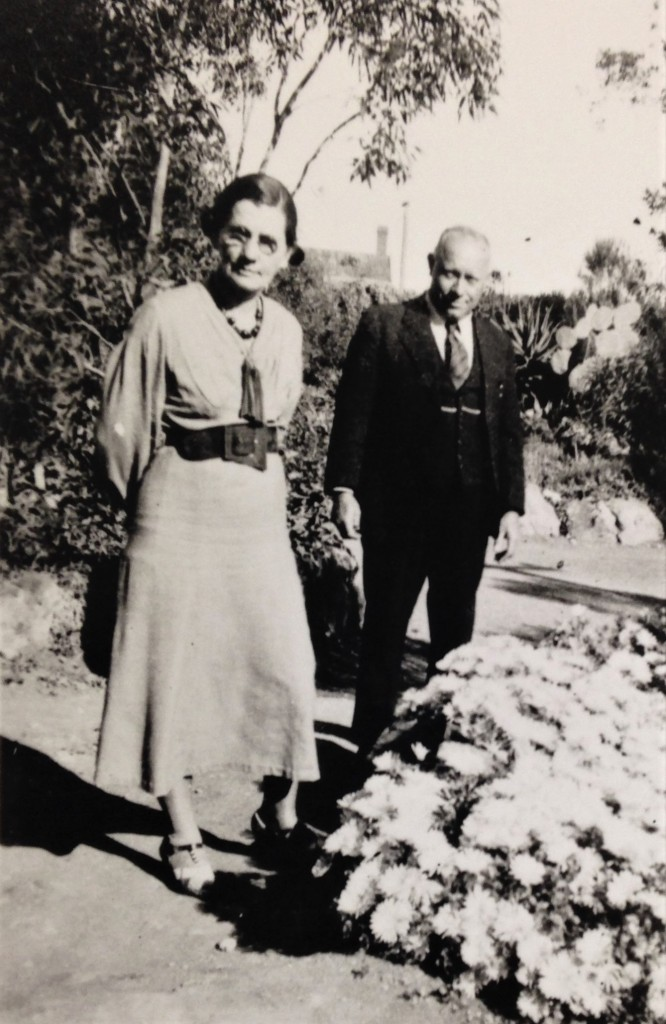 Margaret and Albert Morris undated Source: BFNC Outback Archives
